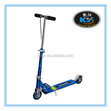 Wholesale OEM Foldable 2 Wheel Kick Scooter with Hand-brake and Stop