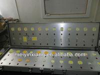 led chip testing box/case MI-9573 democase for led car T5 T10 5730