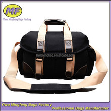 Shoulder Durable Canvas Camera Bag SYB004