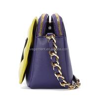shoulder pu bags designer perfume imitation bag butterfly school bag