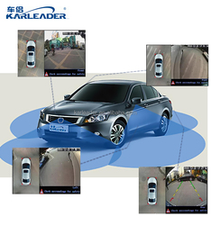 Factory Supply 360 Degree Car Camera