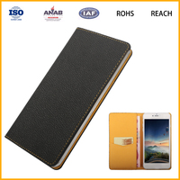 China supplier flip leather case for for lg optimus g pro