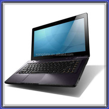 14.4 inch Dual Core laptop computer price in china with DVD-ROM