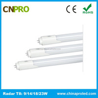 5ft Microwave Sensor 2015 Cheap Tube LED T8 Tub8 for Storage 85-262V 3 Years warranty