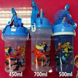 TF-01150716039 450mlbig hero water bottle baymax bottle