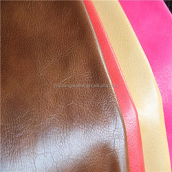 PU leather for shoes and bags lining and upper(with Genuine Leather Feel)