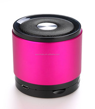 Portable Wireless Bluetooth Speaker with 2 Year Warranty Built-in Mic, Enhanced Bass Resonator, Powerful Sound