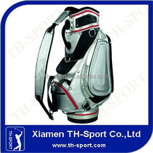 Promotional high quality golf staff bag hot