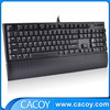 2015 latest design high quality gaming usb wired mechanical keyboard