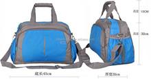 Nylon Material and Duffel Bag Type custom sport bag 2015
