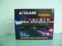 az class s1000 plus hd decodificadores nagra3 receiver for south america