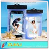 outdoor last small touch screen pvc waterproof bag cover for iphone