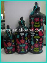 1L aluminum water bottle,Aluminum Flask