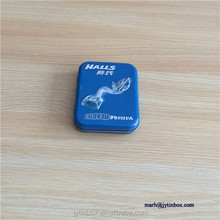 Tin, Tinplate Metal Type and Mint, Packing Use mini metal box