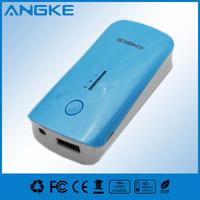 large capacity move 5200mah power bank charger made in China