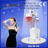 Most effective Hair Growth Hair Loss Treatment 650 low level /indian body wave laser hair growth