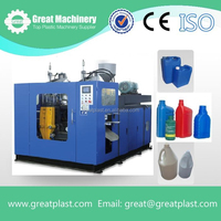 Plastic Bottle Blowing / Making Machine