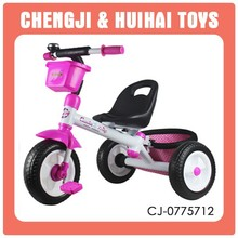 Funny outdoor playing pedal cheap kids tricycle ride on car for sale