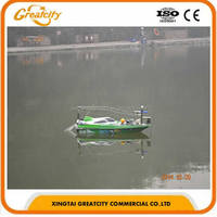 hot selling remote control fishing bait boat from China boat factory