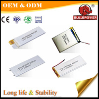 Rechargeable lipo (lithium-ion) battery 3.7v 2800mah for samsung galaxy s3