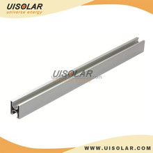 solar aluminum rail for tile roof solar mounting kits