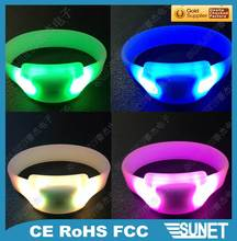 China wholesale blue light bracelets designs for girls jewelry accessories
