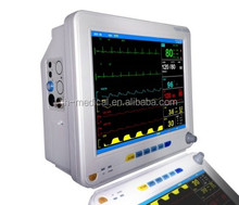 JH-2000 Portable Multi-parameter Patient Monitor for Hospital Use