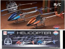 Double Horse Brand 9118 3ch 2.4G (Gyro) remote control helicopter
