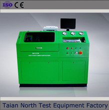 Common rail diesel engine cleaning fuel injector testing machine
