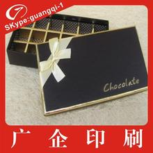 OEM chocolate gift box/chocolate packaging box/wallet packaging box delicate manufactuer quality assurance
