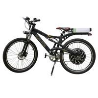 48V 1000W E BIKE ! Fastest electric mountain bicycle , sport ebike! Sine Wave Control(Programmable)
