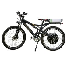 48V 1000W E BIKE ! Fastest electric mountain bicycle , sport ebike! Sine Wave Control(Programmable)