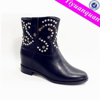 black wedge boots ladies black wedge shoes cheap cowgirl boots