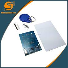 MFRC-522 RC522 RFID RF IC Card Sensor Module to send S50 Fudan card with keychain