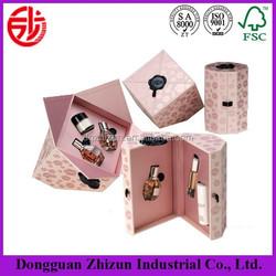 Custom cardboard perfume box packaging design