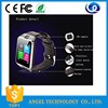 2015 GSM android smart watch, android 4.4 smart watch phone, wifi smart wrist watch android