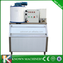 CE aApproval 500kg/24H commercial industry flake ice machine,snow flake ice machine