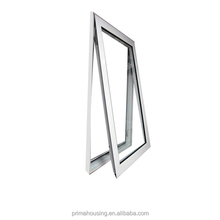 Aluminum Tilt&Turn Window type with insulating glass