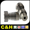 cnc router turning steel machining parts services quick delivery