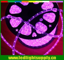 CE ROHS approval 2 wires led light swimming pool rope light DIP 36leds/m made in China