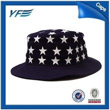 all over printed wholesale custom high quality bucket hat/cap