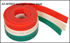Rubber squeegees blade for screen printing