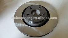 Disco de freno de rotor