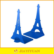 metal nonskid base bookends universal economy bookend jumbo deluxe metal bookends,heavy gauge steel eiffel tower pattern