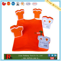 Free sample custom any shapes 100 cotton compressed t shirt