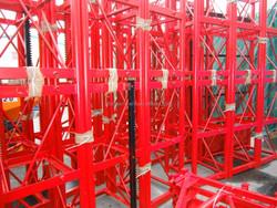 High quality 2T Building Elevator SC100 Construction Hoist
