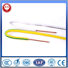 2015 new product annealed copper conductor electrical wire for building