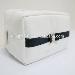 China Wholesale Suppliers Best Selling pu Leather Cosmetics Bags For 2015