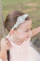 pearl crystal girls hair accessories, hair accessories manufacturers china