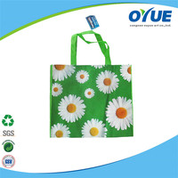 Newest recycle customized reusable non woven bag